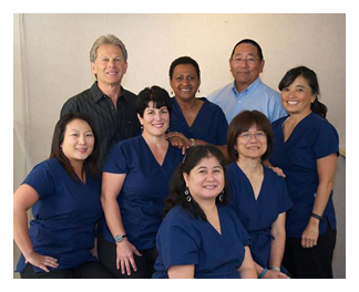 Friendly skilled staff dentist menlo park
